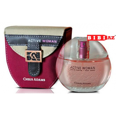 Chris Adams Active Woman edp 100ml