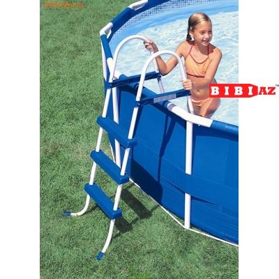 INTEX Лестница для бассейна 107- 132см