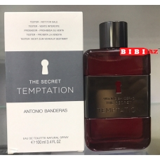 Antonio Banderas The Secret Temptation 100ml tester