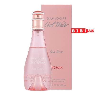 Davidoff Cool Water Sea Rose  edt