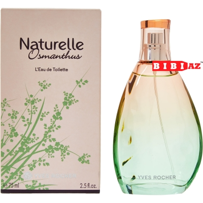 Yves Rocher Naturelle Osmanthus edt 75ml